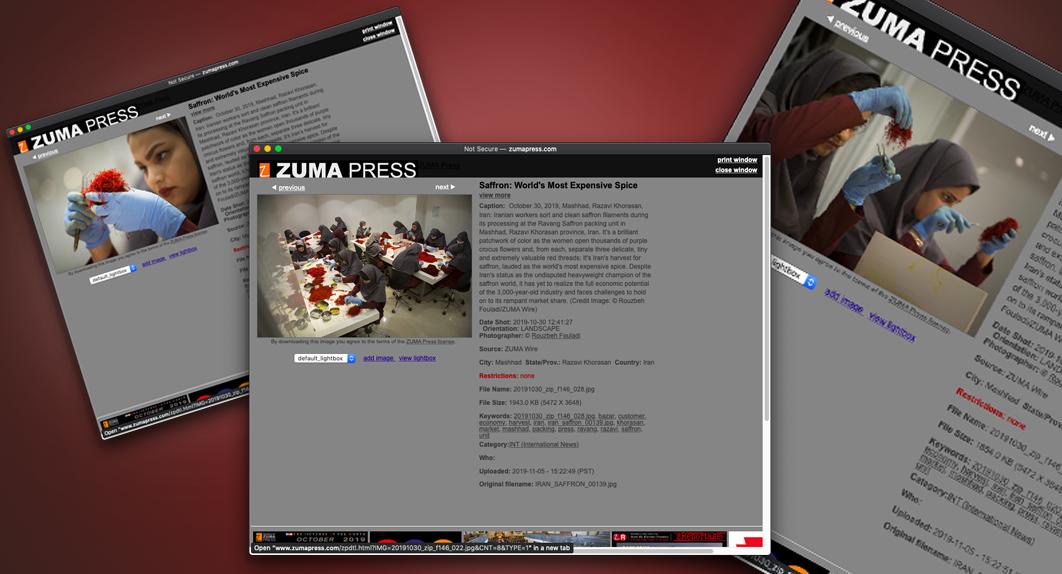The Ravang Company in ZUMA PRESS